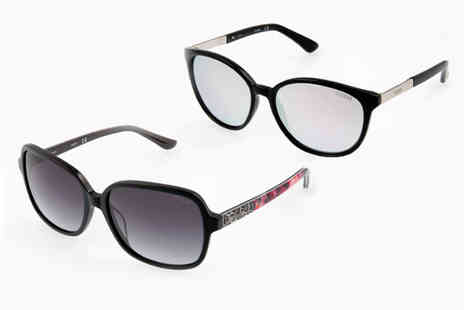 Brand Arena - Pair of Guess designer sunglasses choose from 16 designs - Save 70%