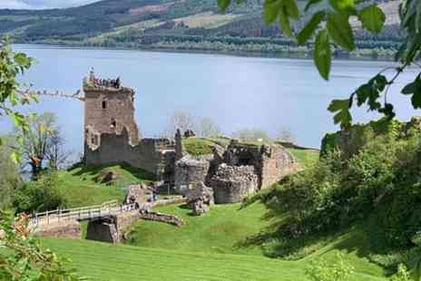 Highland Day Tours - AIDA Cruises Invergordon Private Small Group Shore Tour South - Save 0%