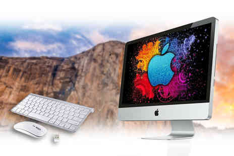Tech Market - Rrefurbished 20 Inch Apple iMac choose from two RAM options and three hard drive options - Save 77%