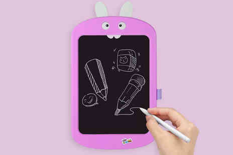 Litnfleek - Kids 8 inch LCD writing tablet - Save 82%