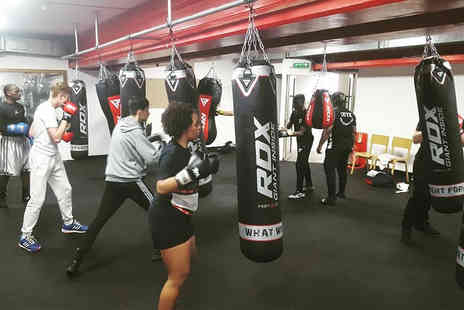 Croydon Boxing Gym - Six boxing fitness classes - Save 51%