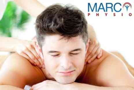 Marco Physio - One Hour Sports Massage - Save 68%