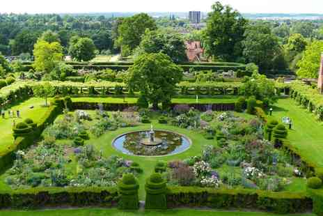 Hatfield House - Gardens at Hatfield House entry for 2 - Save 0%