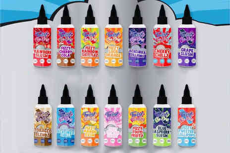 Brain Box UK - 80ml bottle of vape liquid Choose from 30 flavours - Save 0%