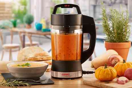 CJ Offers - Cooks Professional 1.75 litre soup maker - Save 62%