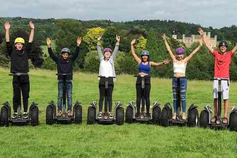 Southern Segway - Aventure tour Segway experience for two people - Save 54%