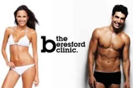 The Beresford Clinic - Six IPL Hair Removal Session: One Medium and One Small Area Such as Underarms and Chin - Save 84%