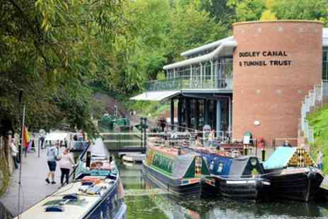 Dudley Canal and Tunnel Trust - Traditional Afternoon Tea with Optional Glass of Prosecco for Two or Four - Save 56%