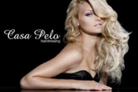 Casa Pelo Hairdressing - Restyle and Finish With Conditioning Treatment and Head Massage - Save 61%