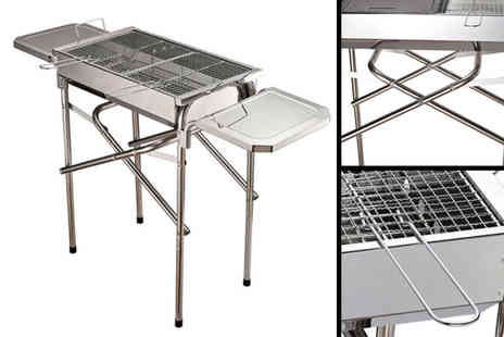 Mhstar - Outsunny charcoal barbecue - Save 51%