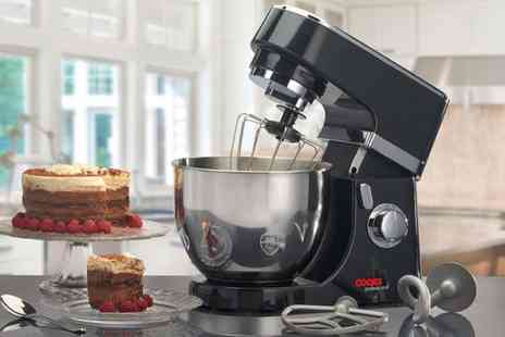 CJ Offers - Cooks Professional 800W stand mixer - Save 53%