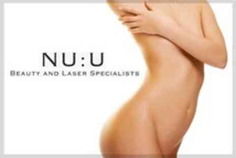 NU:U - Seven Sessions of Laser Lipolysis - Save 90%