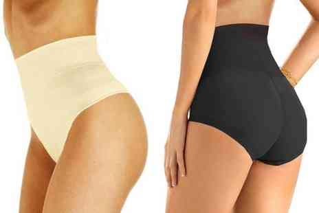 Boni Caro - Pack of two secret soft and stretchy pants - Save 60%