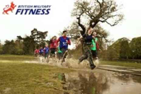British Military Fitness - Ten Boot Camp Session - Save 81%