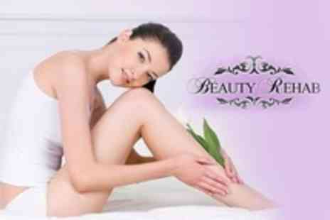 Beauty Rehab - Six IPL Hair Removal Sessions On Choice of Areas - Save 86%