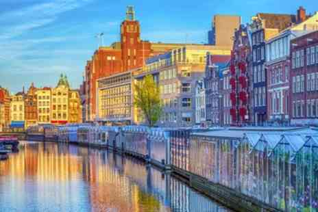 Via Holiday - 4 or 6 Nights with Flights or Eurostar Train Tickets - Save 0%