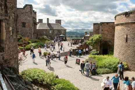 Surprise Me - Edinburgh Castle Ticket and Self Guided tour with mobile app - Save 0%