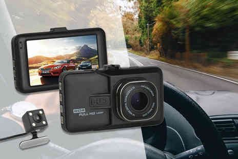 Maxwe - 1080p dash cam, Include a 16Gb memory card or Include a 32Gb memory card  - Save 88%