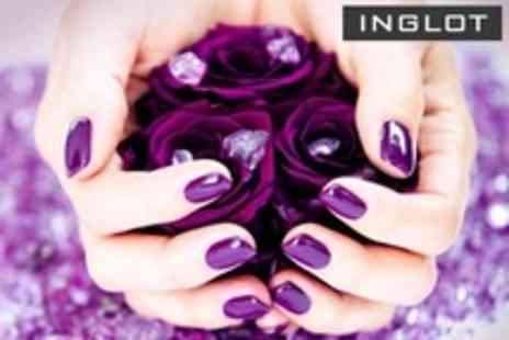 Inglot Aberdeen - Shellac or Gel Nail Manicure With Hand Massage - Save 50%