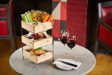 Cafe Rouge - Cheese afternoon tea for two - Save 14%