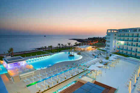 Bargain Late Holidays - Five Star Seven nights all inclusive Cyprus holiday with return flights - Save 49%