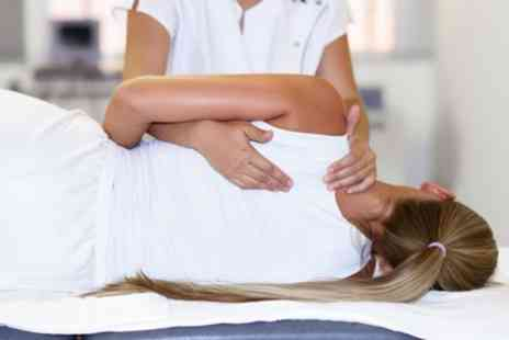 Osteopathic Consultancy - Osteopathy Consultation with Three Treatments - Save 74%