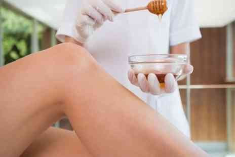 Salmas Salons - Waxing Packages Up to Full Body with Hollywood or Brazilian - Save 62%