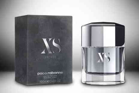 Wowcher Direct - 100ml bottle of Paco Rabanne XS EDT - Save 51%