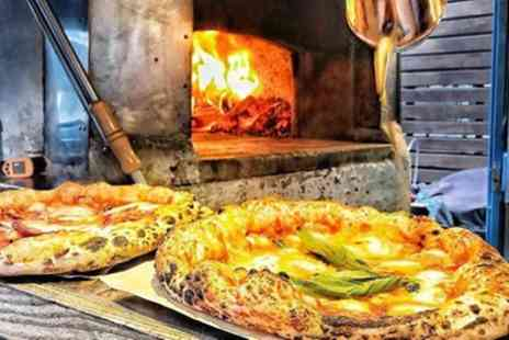 Sud Italia - Choice of Pizza Each for Two - Save 50%