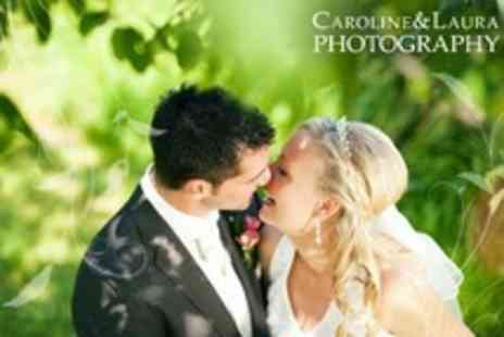 CL Photography - Wedding Photography Package With One Luxury Storybook Albums - Save 62%