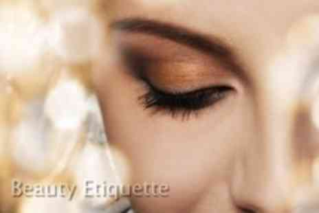 Beauty Etiquette - Eye Enhancement Make Up Class For One - Save 76%