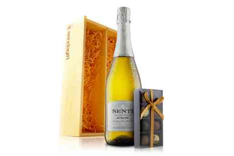 Virgin Wines - Gift Boxed Prosecco and Chocolates - Save 0%