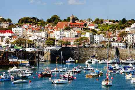 Cruise Circle - Seven Nights Easter River Seine, Guernsey and Ireland cruise - Save 0%