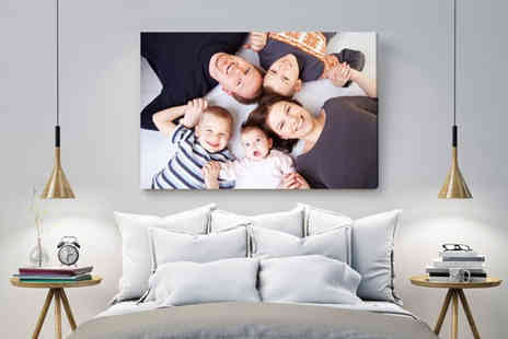 Deco Matters - Personalised canvas - Save 83%