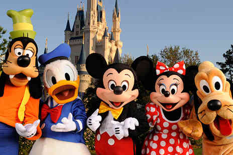 Super Escapes Travel - Two nights Disneyland Paris stay with return Eurostar or flights - Save 31%