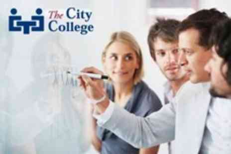 The City College - One Year Full Time BTEC Business Management Course - Save 50%