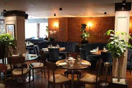 Rendezvous Restaurant - Two course Persian dinner and wine for two people - Save 50%