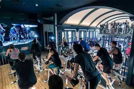Luxe Fitness - Ten gym day passes - Save 89%