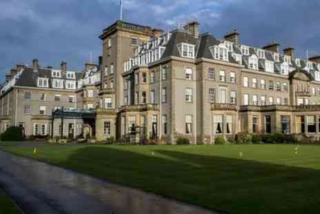 Glasgow Luxury Transfer - Edinburgh to Gleneagles Hotel private transfer - Save 0%