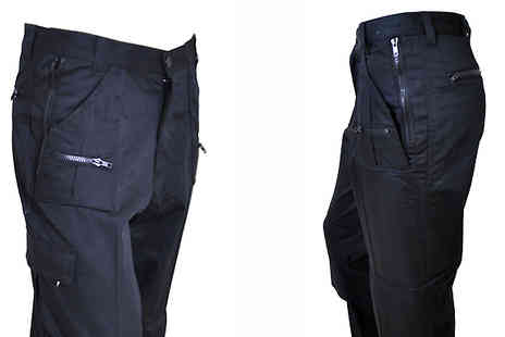 Nothing New 2 Wear - Mens Working Trousers and Kneepads - Save 20%