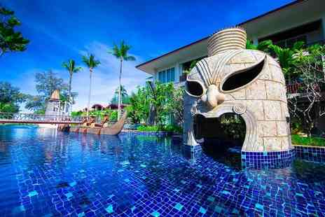 Sentido Graceland Khaolak - Five Star Tropical Beachfront Hideaway in Exotic Paradise - Save 67%