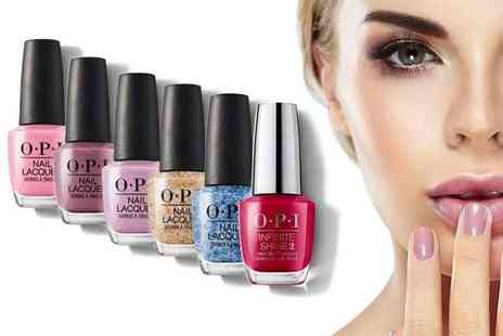 Avant Garde - OPI 15ml nail polish choose from nine colours - Save 63%