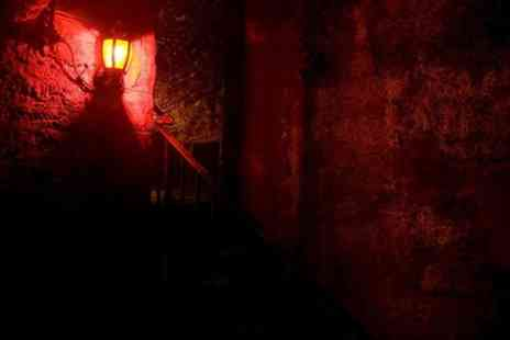 Auld Reekie Tours - Midnight Paranormally Active and Haunted Underground Vaults Tour - Save 0%