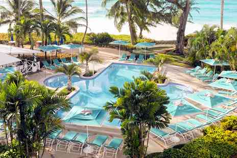 Southall Travel - Deluxe all inclusive Barbados week with flights - Save 0%