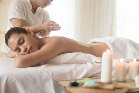 Arcadia Beauty Spa - Pamper package including a 25 minute back, neck and shoulder massage, facial, body wrap, a glass of bubbly and 20% off food, drink and additional treatments - Save 67%