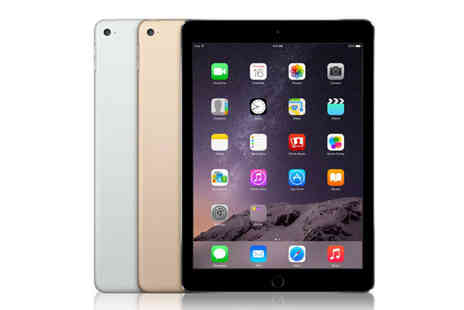 Ezy Gadgets - Refurbished iPad Air 2 choose from four hard drive options and two colours - Save 55%