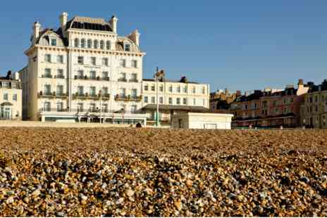 Mercure Brighton Seafront Hotel - Two Nights Break with Dinner for Two - Save 0%
