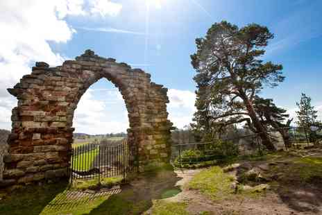 Hawkstone Park - Hawkstone Park Follies entry for Two - Save 45%