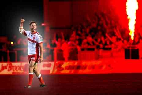 Hull Kingston Rovers - One junior, over 65s or adult ticket with a home shirt On 18th August - Save 35%