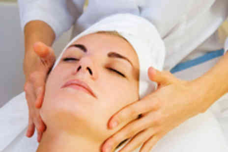 DR Massage and Fitness - Hour Long Dermalogica Facial and Full Body Massage - Save 63%